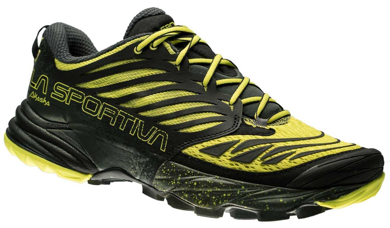 1123dd80 La Sportiva Akasha black sulphur – Tienda Running y Trail Running en ...