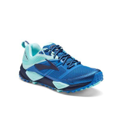 brooks-cascadia-12-w navy blue mint -werun-tienda-malaga 2