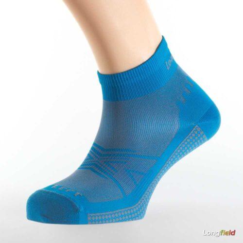 Calcetines-Longfield-Ultralight-Azul WEREUN TIENDA MALAGA