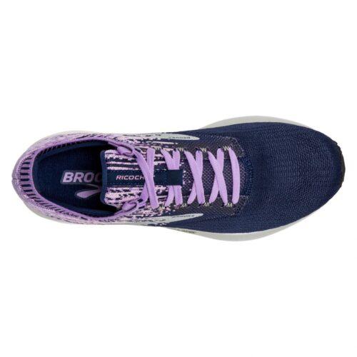 BROOKS RICOCHET Purple lila WERUN TIENDA MALAGA 1