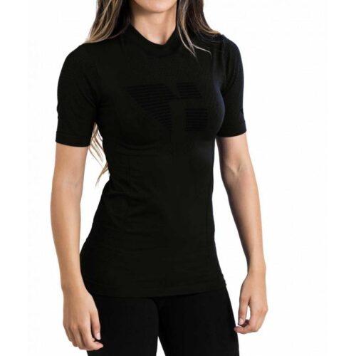 camiseta-manga-corta-yod-unisex-trail-running negra werun tienda malaga 2