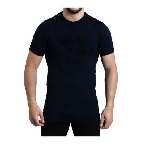 camiseta-manga-corta-yod-unisex-trail-running negra werun tienda malaga 3