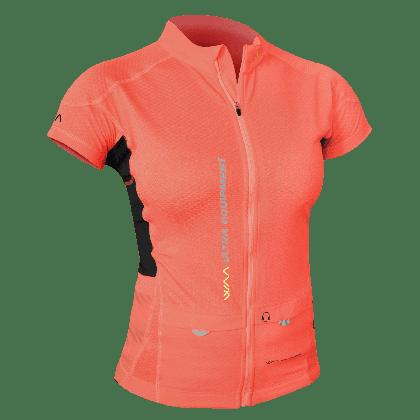 Camiseta Coral ultracarrier werun tienda malaga