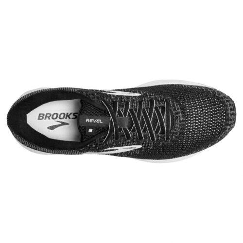 Brooks Revel 3 negra werun tienda malaga 5