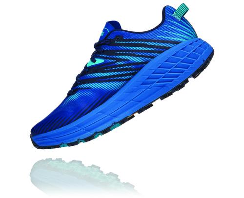 Hoka One One SpeedGoat 4 Azul Turquesa