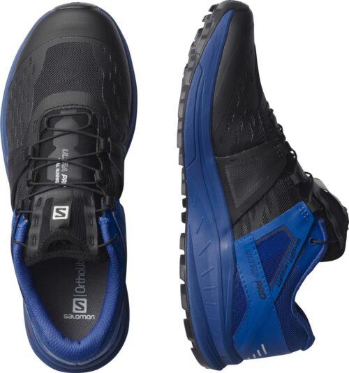 Salomon Ultra Pro 4 Azul Negra